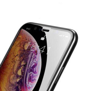 Premium Privacy Panzerglas iPhone XR